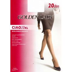 COLLANT GOLDEN LADY CIAO 20 XL