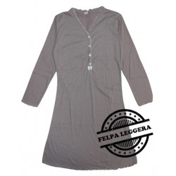 CAMICIA NOTTE DONNA COOTAYA...