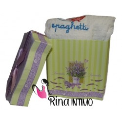 SET REGALO ART. 12162 LAVANDA SMALL